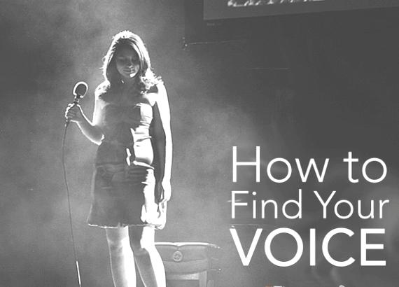 Finding your writing voice exercises for paralyzed It connects you to other