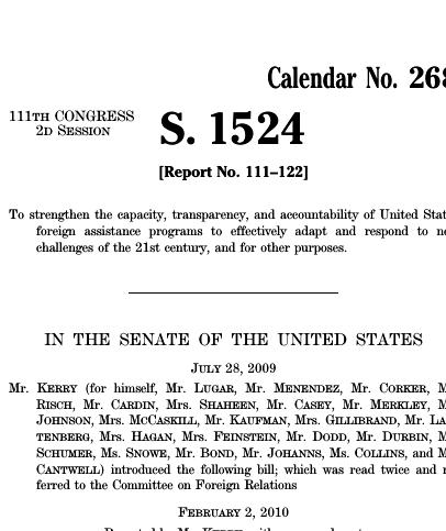Foreign assistance act of 1961 summary writing all the