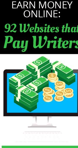 Get paid for writing football articles talent outside
