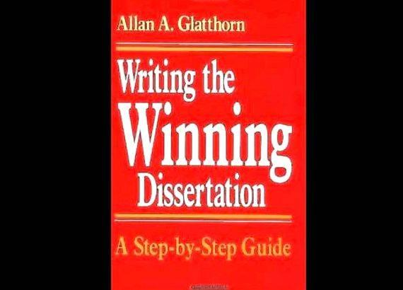 Glatthorn writing the winning dissertation glatthorn Develop the Proposal