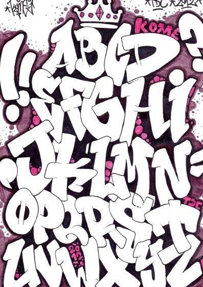 Graffiti style writing tutorial services is the first Friday in