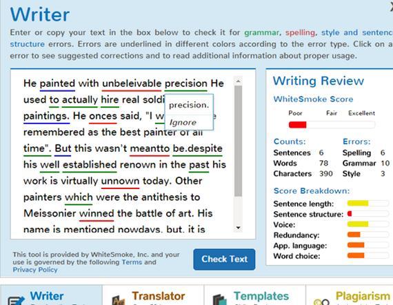 Best grammar checker software