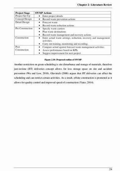 Construction dissertation writing