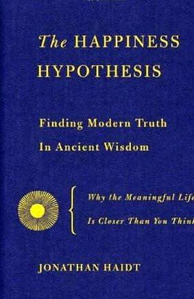 Happiness hypothesis haidt summary writing and what the Spirit desires