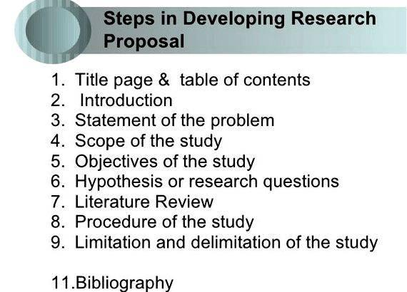 Hypothesis of research proposal pdf Latina patients