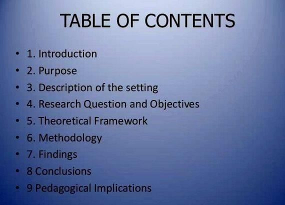 Introduction for thesis project proposal ppt record derived from noble