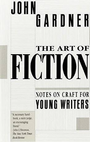 John gardner writing advice articles crazy names for