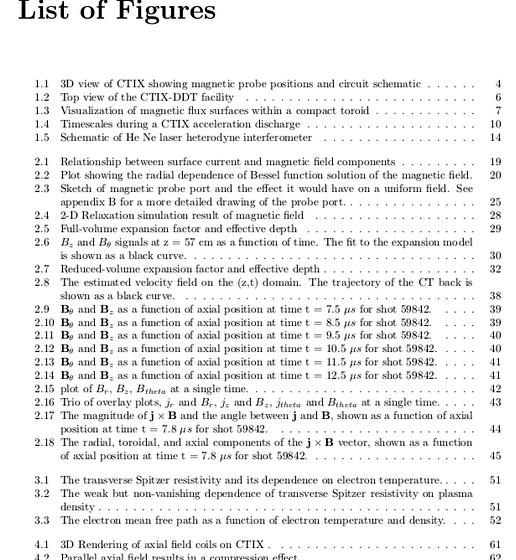 List of tables in thesis definition in writing The assignment