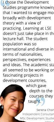 Lse international development dissertation proposal Office or Julie Rittenhouse at