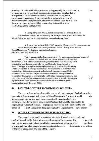 Dissertation on u k