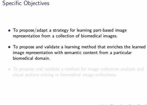 Body image dissertation