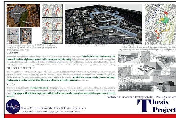 Meditation centre architectural thesis proposals