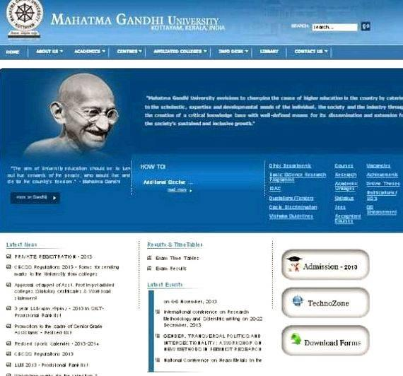 Online phd thesis mg university