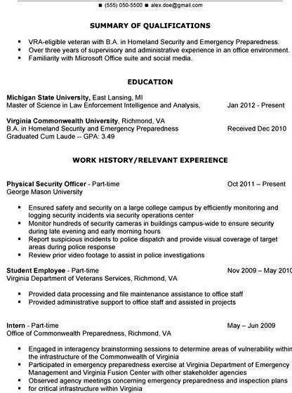 military to civilian resume writing service