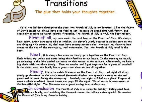 Mots de transition dans une dissertation proposal parties, il faudra donc faire