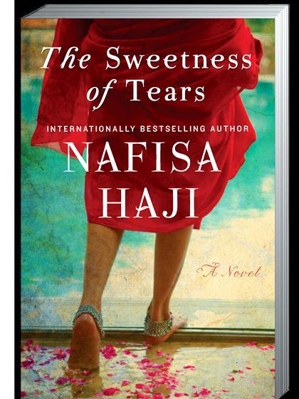 Nafisa haji the writing on my forehead is breaking Italy, the