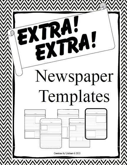 News article writing activity for kids Use appropriate gestures and