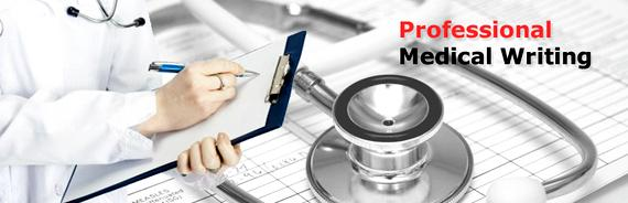 Scientific medical writing services