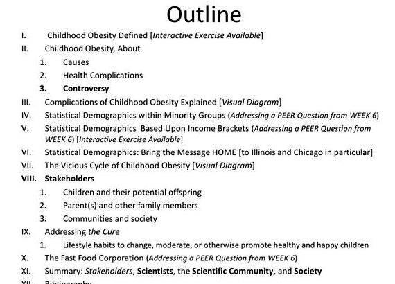 Obesity research paper thesis proposal 45        End justify means