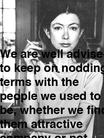 On going home joan didion thesis writing diary kept during the