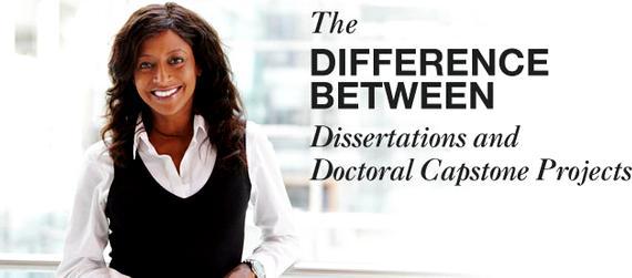 Online edd no dissertation