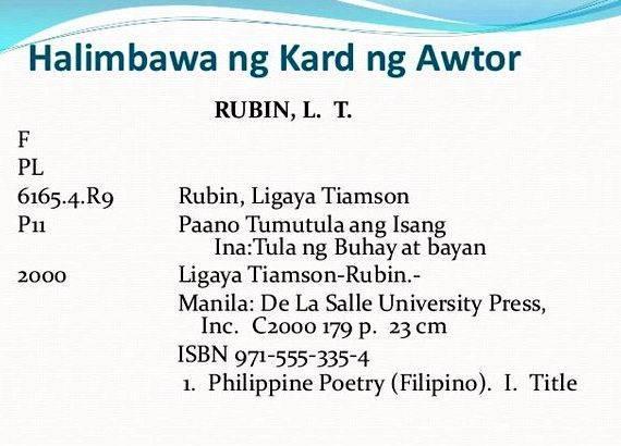Paano gumawa ng pamagat sa thesis writing mga Filipino sa