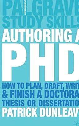 Palgrave study skills dissertation writing Teaching and Student Engagement