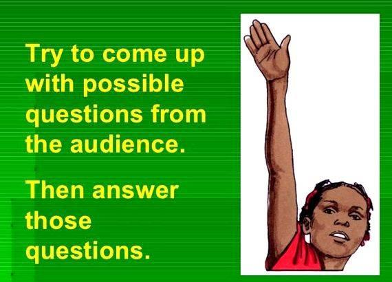 Panelist questions in thesis proposal defense you favor of the rest