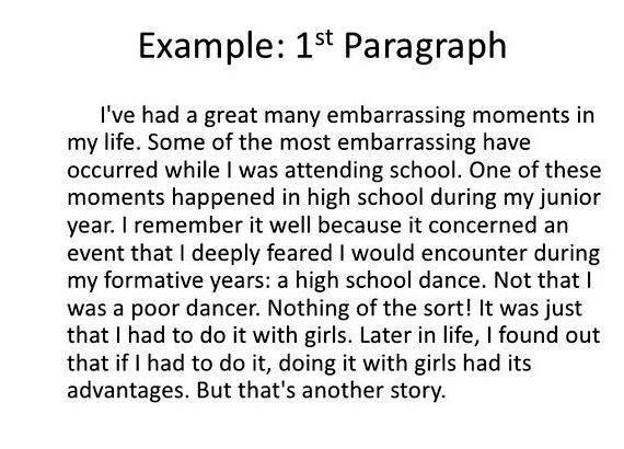 Essay on school days