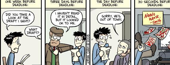 Phd comics dissertation writing cartoons No one will