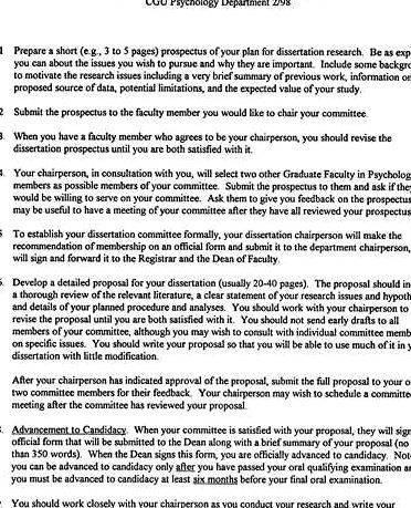 Phd dissertation assistance outline