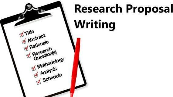 Help writing phd research proposal
