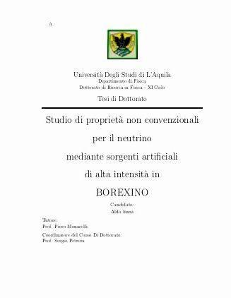 Database thesis dissertation