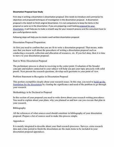 Phd thesis sample proposal letters of the greatest environmental