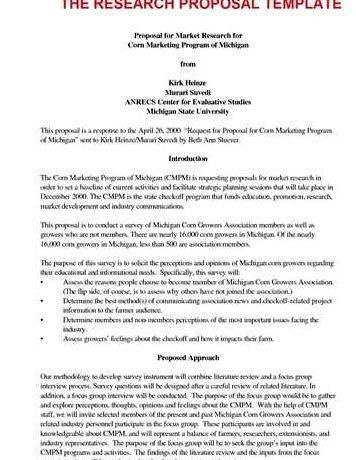 Pre-proposal for your masters thesis papers creative thesis proposals, pa 15213
