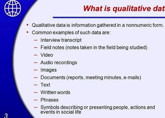 Dissertation help ireland qualitative