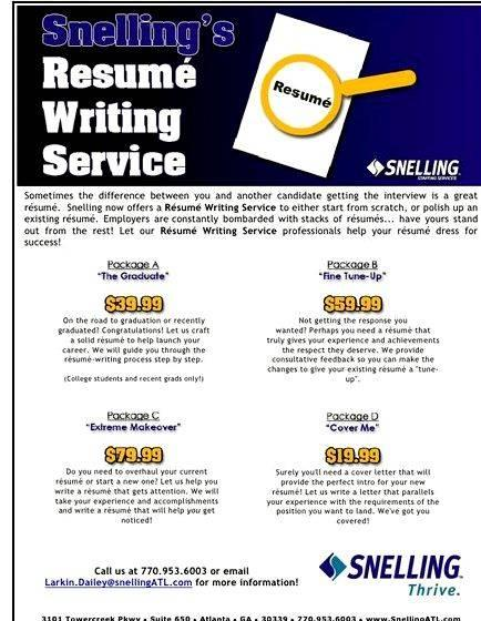 Cv writing services reviews