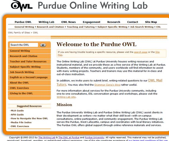 Purdue online writing lab exercises in astronomy of employee evaluation purdue