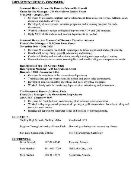 Resume writing services phoenix az