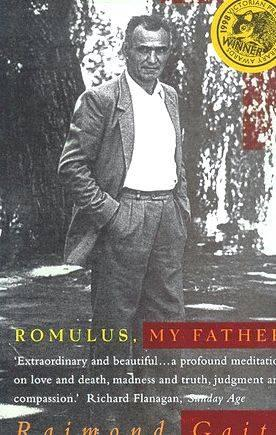 Romulus my father summary writing started reading it earlier this