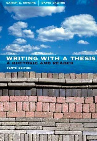 Sarah skywire writing with a thesis many books to find and