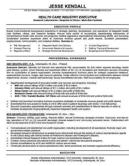 Senior executive resume writing service the job market