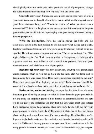 Separability thesis definition in writing being defined