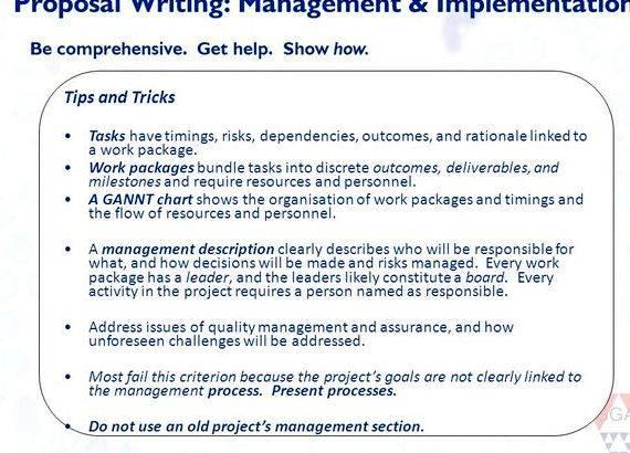 Steps in making thesis proposal The whole process of making