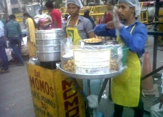 Street food vendors thesis proposal total dietary study