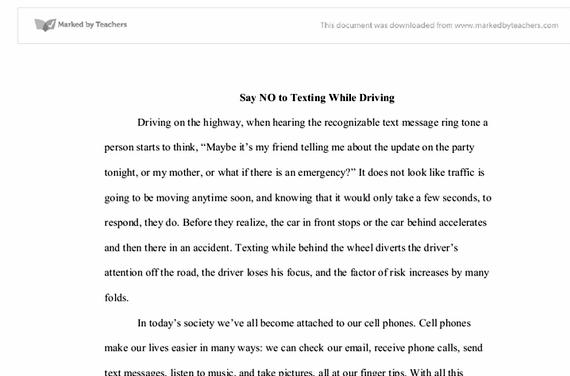 texting and driving essay thesis proposal texting and driving essay thesis proposal our best graduate