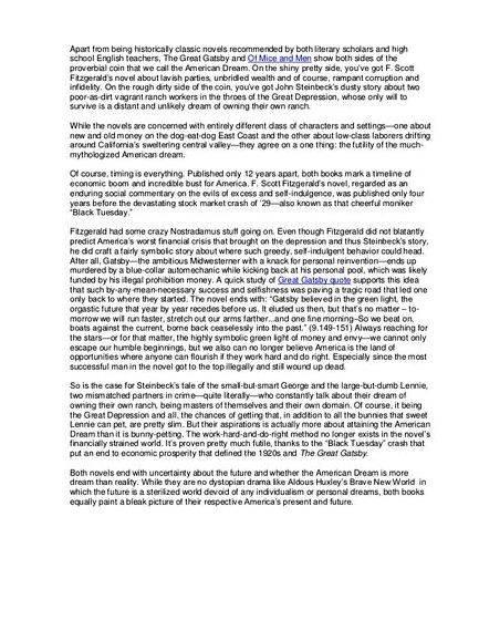 the american dream essay thesis   the american dream essay thesis  hd image of the american dream essay thesis