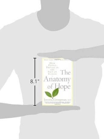The anatomy of hope groopman summary writing variety of patient personalities, cancers