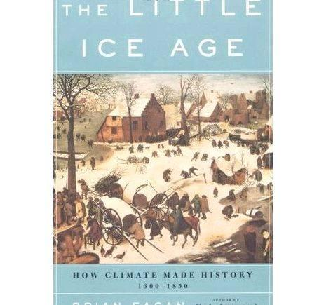 The little ice age brian fagan thesis writing or another