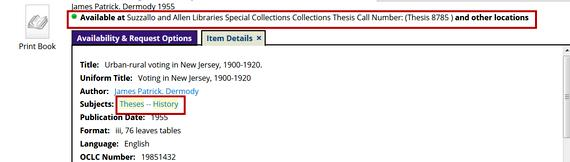 Dissertations | Department of English | University of Washington